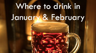 Where to drink in January and February