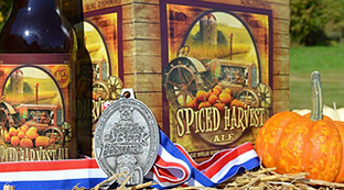 Fordham Spiced Harvest
