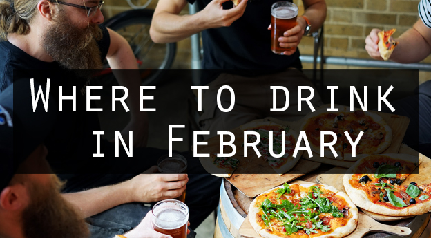 Where to drink in February