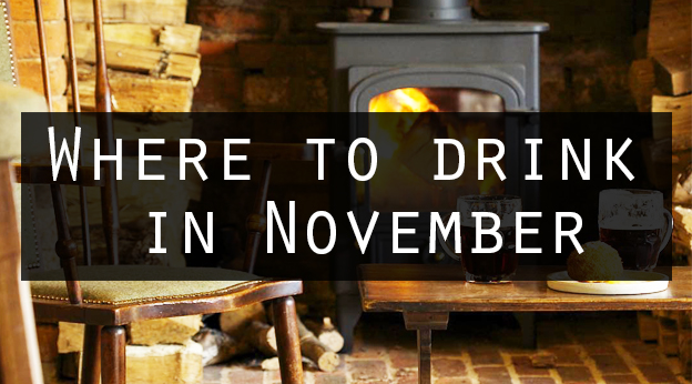 Where to drink in November