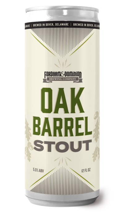 Fordham Oak Barrel Stout