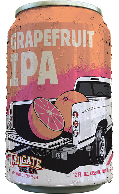 Tailgate Grapefruit