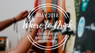 Where to Drink in May