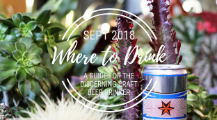 Where to Drink in September